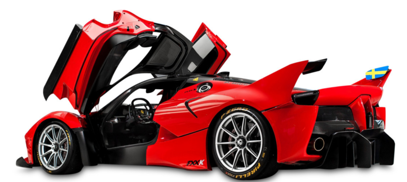 Ferrari Fxx K Price Upon Request Illustrations By Ines